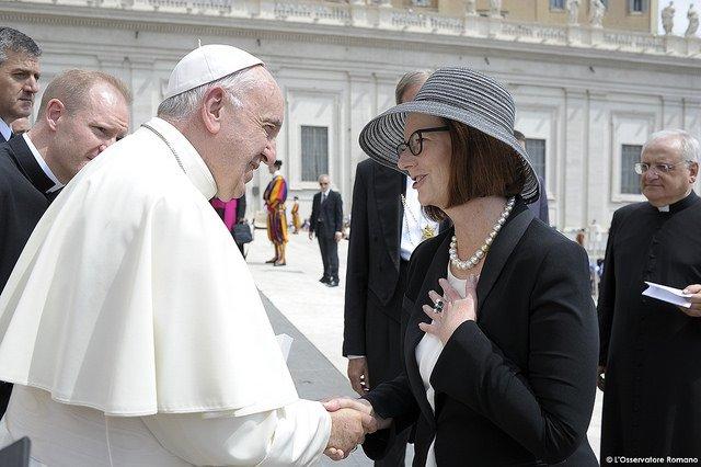 El Papa Francisco envía un mensaje de apoyo antes de la Conferencia de Financiación de la GPE