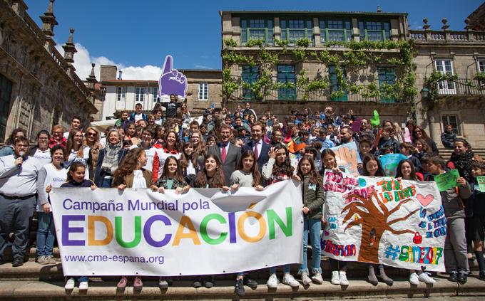 Actos Semana de Acción Mundial por la Educación 2018