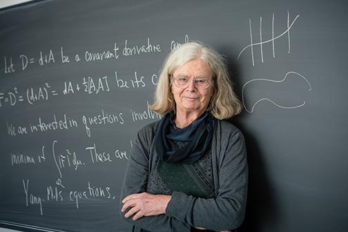 """Una mujer gana el """"Premio Nobel de Matemáticas"""" por primera vez"""