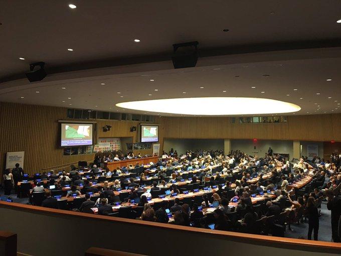 CLADE participa en los debates sobre la implementación de la Agenda de Educación 2030 en Naciones Unidas
