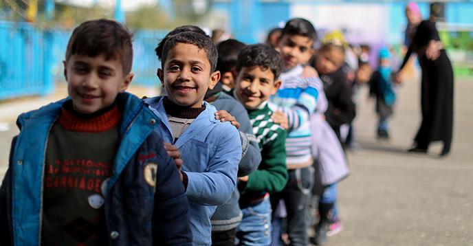 Informe de Seguimiento de la Educación Mundial 2019