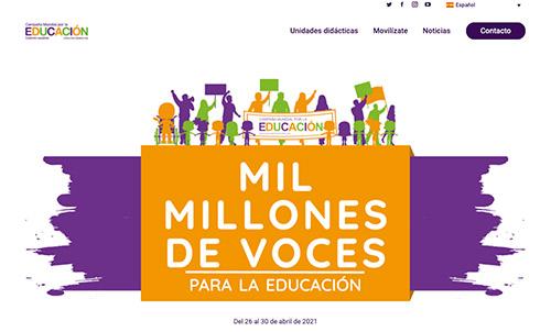 La CME lanza #MilMillonesDeVoces